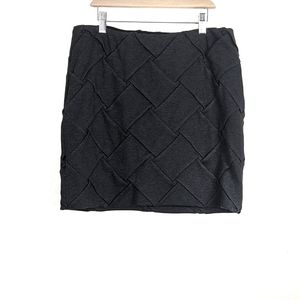 Revolve Bailey 44 Thatched Mini Bodycon Skirt